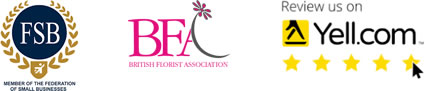 Findon Flowers FSB Yell Business Pages Logo